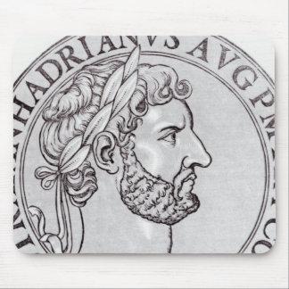 Emperor Hadrian Mouse Pad