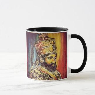 Emperor Halie Selassie I Mug