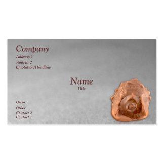 Emperor Helmet Business Card Template