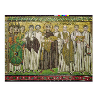 Emperor Justinian I Postcard