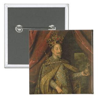 Emperor Matthias of Austria Pins
