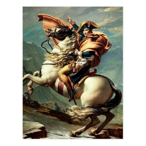 Emperor Napoleon Boneparte of France Post Card