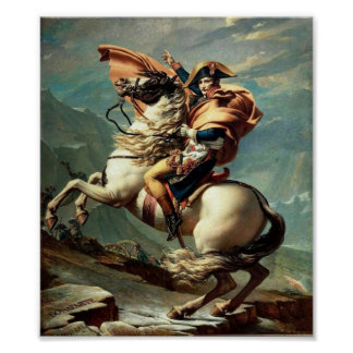 Emperor Napoleon Boneparte of France Poster