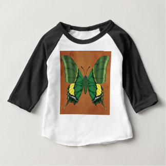Emperor of India Butterfly Baby T-Shirt