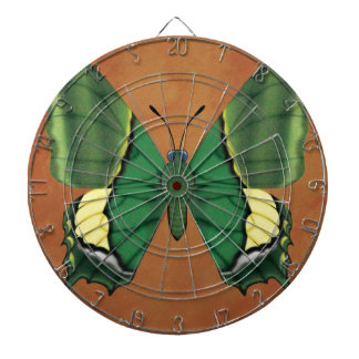 Emperor of India Butterfly Dartboard