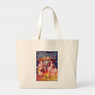 Emperor of Space with his Concubines Large Tote Bag