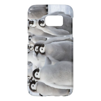 Emperor Penguin Chicks - Samsung phone case