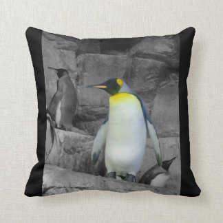 Emperor Penguin Cushion