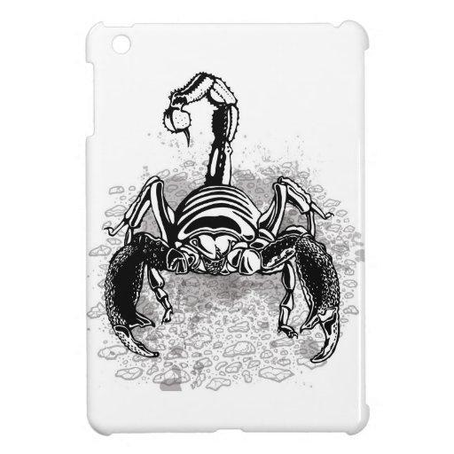 Emperor scorpion iPad mini cover