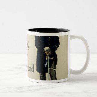 Emperor Wilhelm I and Prince Bismarck Mug