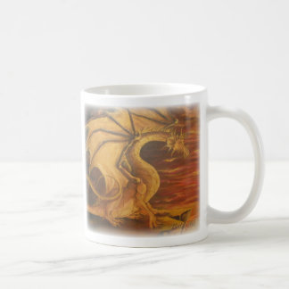 Emperors Dragon coffee mug