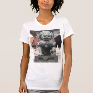 Emperor's Forbidden Palace Chinese Foo Dog Statue Shirt