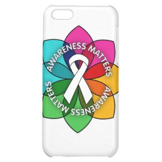Emphysema Awareness Mers Petals iPhone 5C Cover