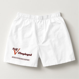 EMPIRE BOXERS BY SELF EMPLOYED BRAND