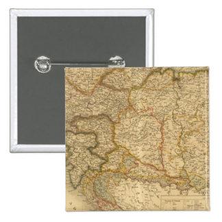Empire Maps 15 Cm Square Badge
