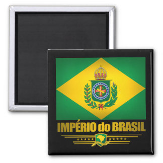 """Empire of Brazil"" Magnet"
