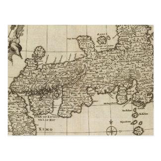 Empire of Japan Postcard