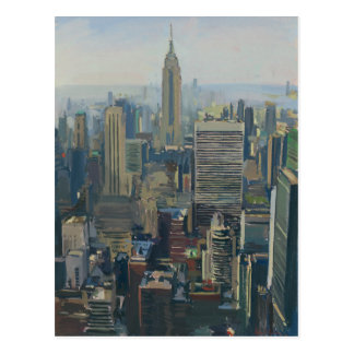 Empire State Building 2012 Postcard