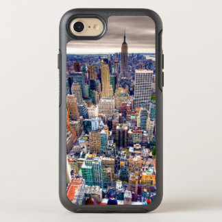 Empire State Building and Midtown Manhattan OtterBox Symmetry iPhone 8/7 Case