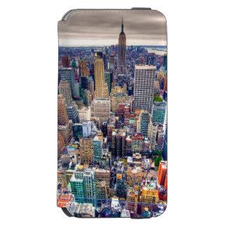 Empire State Building and Midtown Manhattan Incipio Watson™ iPhone 6 Wallet Case