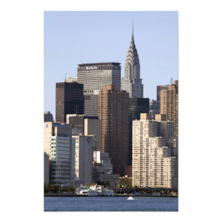 Empire State Building and New York City, New Art Photo