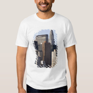 Empire State Building and New York City, New T Shirt