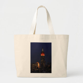 Empire State Building Dressed For Halloween A1 Bag