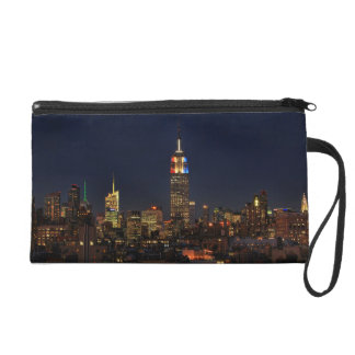 Empire State Building: Election Night 2012 #2 Wristlet Purses