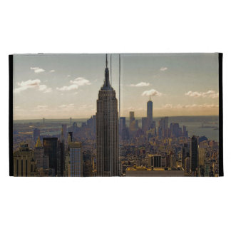 Empire State Building Landscape iPad Cases