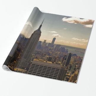 Empire State Building Landscape Skyline