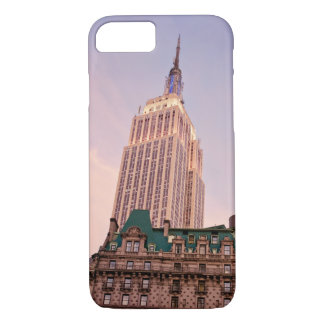 Empire State Building, New York iphone case
