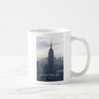 Empire State Building, NYC Basic White Mug