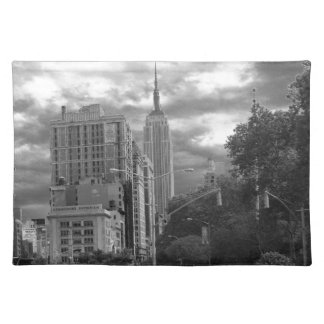 Empire State Building NYC Placemat