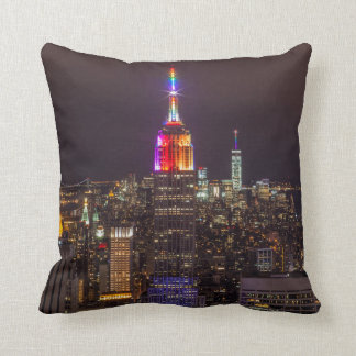 Empire State Building Pride Cushion