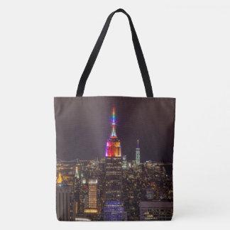 Empire State Building Pride Tote Bag