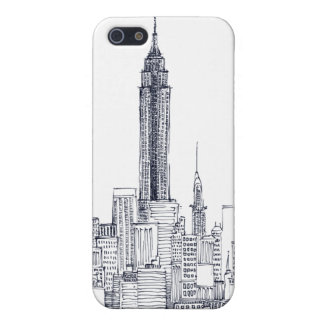 Empire State iPhone 5/5S Cases