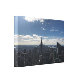 Empire State New York Canvas Manhattan