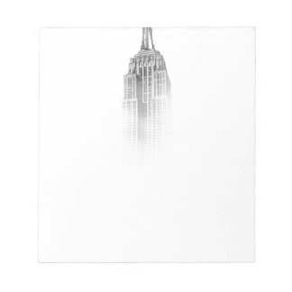 Empire State Notepad