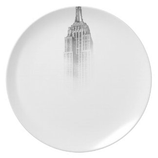 Empire State Plate