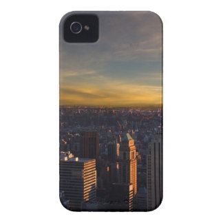 empire state sunset iPhone 4 cover