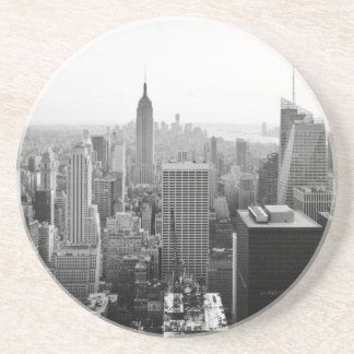 Empire States Building Manhattan Drink Coasters
