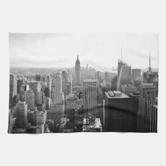 Empire States Building Manhattan Hand Towel