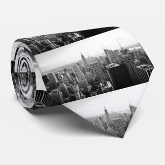 Empire States Building Manhattan Tie