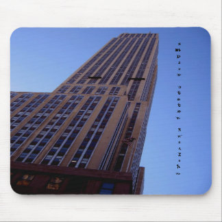 Empire States Building Mouse Pad
