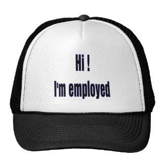 employed cap