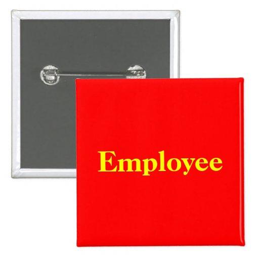 Employee Badge Button
