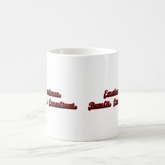 Employee Benefit Consultant Classic Job Design Basic White Mug