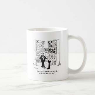 Employee Cartoon 4632 Coffee Mug