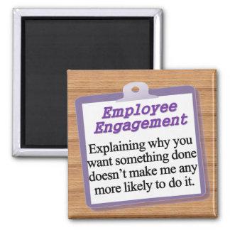 Employee Engagement Fridge Magnets
