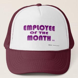 EMPLOYEE OF THE MONTH, biglins Trucker Hat